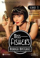 Cover image for Miss Fisher's murder mysteries. Series 1 [videorecording DVD]