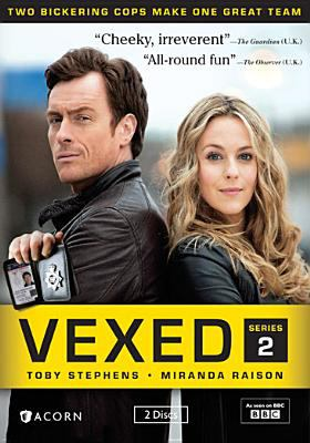 Cover image for Vexed. Season 2