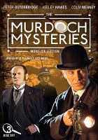 Imagen de portada para The Murdoch mysteries, movie collection. Disc 3 Under the dragon's tail