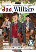 Cover image for Just William