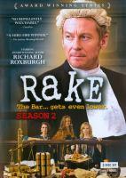 Imagen de portada para Rake. Series 2, Complete [videorecording DVD]