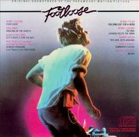Cover image for Footloose [sound recording CD] : original motion picture soundtrack.