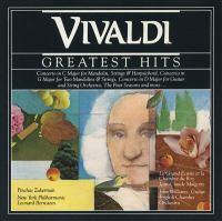 Imagen de portada para Vivaldi's greatest hits [sound recording CD]