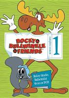 Cover image for Rocky & Bullwinkle & friends. Season 1, Complete