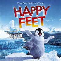 Cover image for Happy feet music from the motion picture.