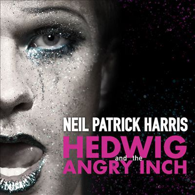 Cover image for Hedwig and the Angry Inch [sound recording CD] : original Broadway cast recording