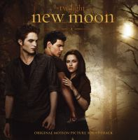Cover image for The twilight saga. New moon original motion picture soundtrack.