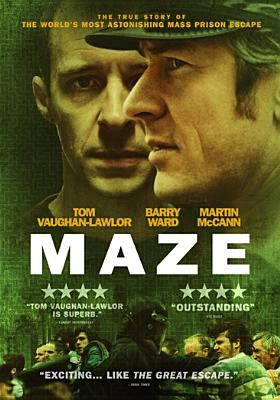 Cover image for Maze [videorecording DVD]