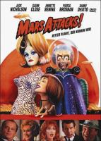 Cover image for Mars attacks!