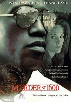 Cover image for Murder at 1600 [videorecording DVD]