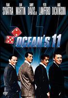 Cover image for Ocean's eleven (Frank Sinatra version)