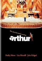 Cover image for Arthur (Dudley Moore version)