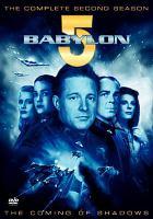 Cover image for Babylon 5. Season 2, Disc 1