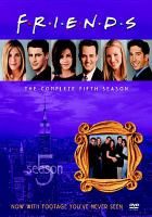 Cover image for Friends. Season 05, Complete