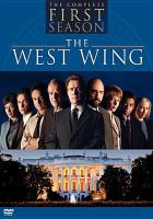 Cover image for West Wing. Season 1, Complete [videorecording DVD]