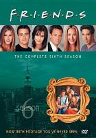 Cover image for Friends. Season 06, Complete