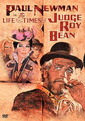 Cover image for The life and times of Judge Roy Bean [videorecording DVD]