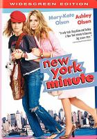 Cover image for New York minute