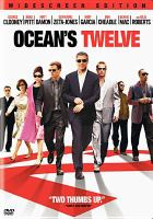 Cover image for Ocean's twelve