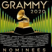 Imagen de portada para 2020 Grammy nominees [sound recording CD].