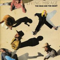 Cover image for Living mirage [sound recording CD]