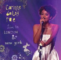 Cover image for Live in London & New York