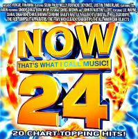 Cover image for Now that's what I call music! 24 [sound recording CD].