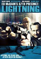 Cover image for Ed McBain's 87th Precinct [videorecording DVD] : Lightning