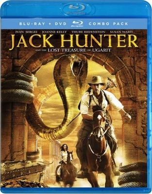 Cover image for Jack Hunter and the lost treasure of Ugarit [videorecording DVD]