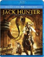 Imagen de portada para Jack Hunter and the lost treasure of Ugarit [videorecording Blu-ray]