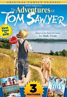 Cover image for The adventures of Tom Sawyer Lil' treasure hunters ; Devil's Hill.