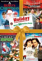 Cover image for A hobo's Christmas [videorecording DVD] ; The man who saved Christmas ; The Great Rupert ; Borrowed hearts.