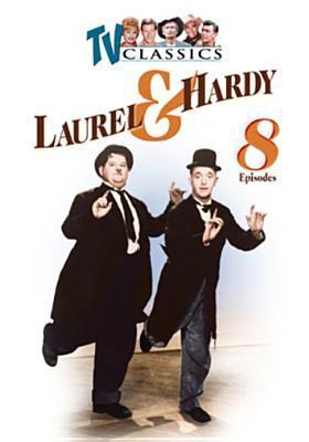 Cover image for Laurel & Hardy. Vol. 1 [videorecording DVD] : 8 episodes.