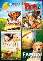 Imagen de portada para Family collection 4 movies.
