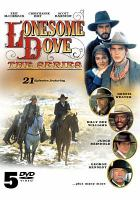 Cover image for Lonesome Dove : the complete series [videorecording DVD]
