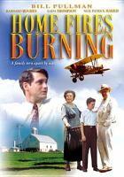 Cover image for Home fires burning