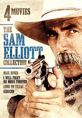Cover image for The Sam Elliott collection [videorecording DVD] : 4 movies.