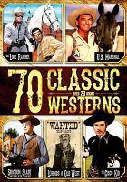 Cover image for The Lone Ranger [videorecording DVD] ; The U.S. Marshal: John Bromfield ; The Cisco Kid ; Shotgun Slade: Mercenary of the Old West ; Legends of the Old West: Stories of the Century.