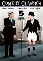 Cover image for Comedy classics, 5 features