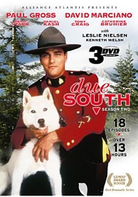 Imagen de portada para Due South. Season 2, Complete