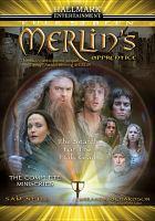 Cover image for Merlin's apprentice