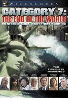 Cover image for Category 7 the end of the world