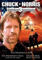 Cover image for Chuck Norris three film collector's set