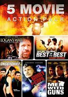 Cover image for 5 movie action pack