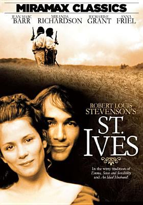 Cover image for St. Ives