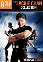 Cover image for The Jackie Chan collection 8 film set