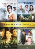 Cover image for In his father's shoes [videorecording DVD] ; Out of the woods, Silent night, Where there's a will.