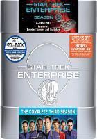 Cover image for Star Trek Enterprise. Season 3, Disc 2