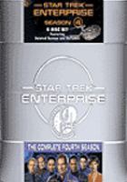 Cover image for Star Trek Enterprise. Season 4, Complete [videorecording DVD]