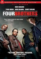 Cover image for Four brothers